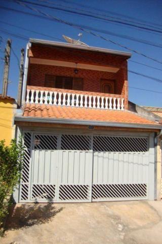 Casa residencial à venda, jardim são bento, hortolândia - ca11839. - Foto 2