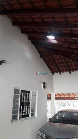 Casa com 2 dormitórios à venda, 200 m² por r$ 420.000,00 - jardim terras de santo antônio  - Foto 2