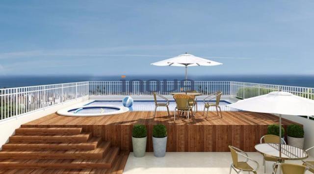 Apartamento à venda, 56 m² por R$ 302.683,73 - Jacarecanga - Fortaleza/CE - Foto 8