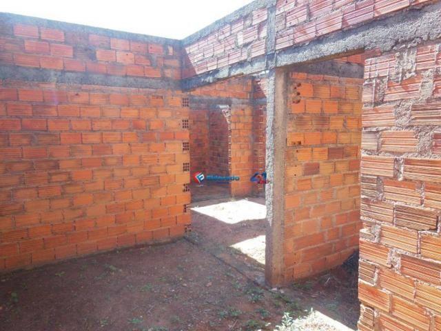 Casa à venda, 120 m² por r$ 250.000,00 - jardim terras de santo antônio - hortolândia/sp - Foto 9