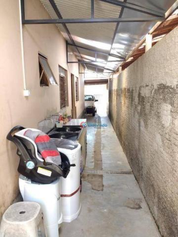 Casa à venda, 63 m² por r$ 250.000,00 - jardim das paineiras - hortolândia/sp - Foto 3