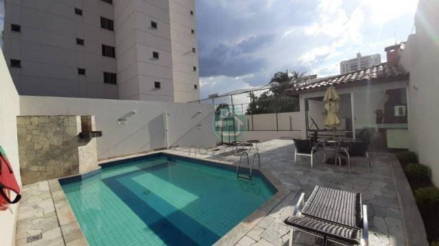 Apartamento Localização Privilegiada à venda, 126 m² por R$ 485.000 - Centro - Campo Grand - Foto 6