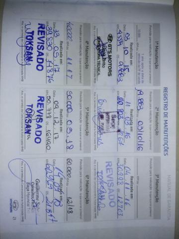 Vendo HB20 1.0 - Manual Carimbado - Foto 9