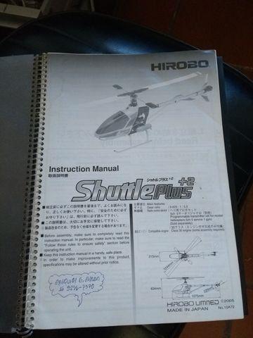 Helicoptero Hirobo - Foto 5