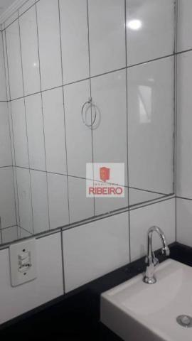 Apartamento com 2 dormitórios para alugar, 60 m² por R$ 770/mês - Urussanguinha - Ararangu - Foto 10