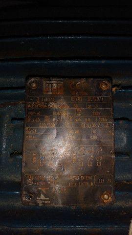 Motor bomba 25 CV tivazica
