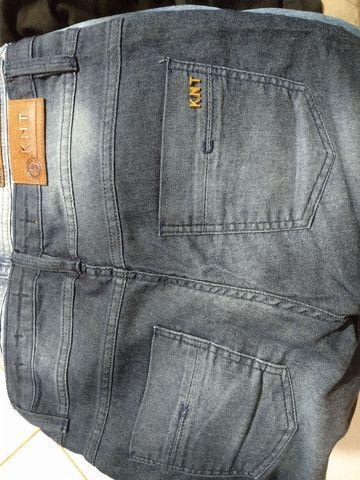Vendo 5 calças pouco uso, estão de graça - Foto 2