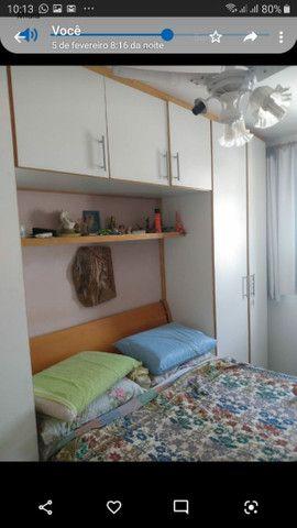 2 moveis de quarto madeira r$ 2500 cada um..sem.cama  - Foto 2