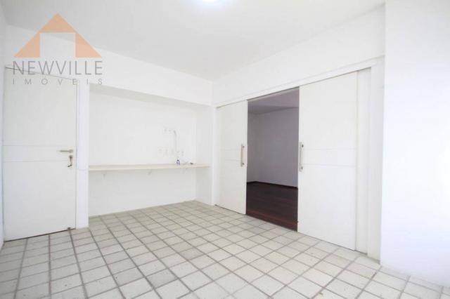 Apartamento com 3 quartos à venda, 163 m² por R$ 749.999 - Boa Viagem - Recife - Foto 14