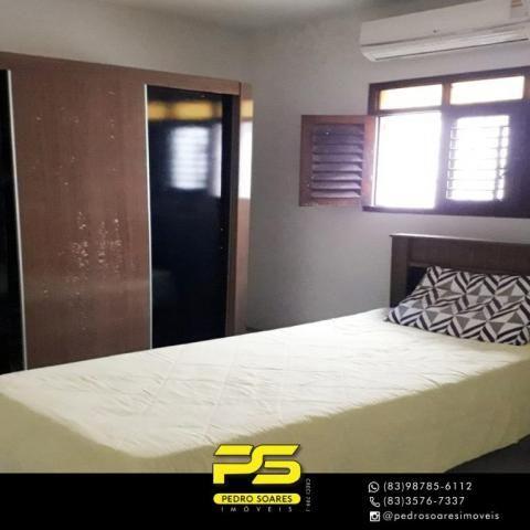 Casa com 3 dormitórios para alugar, 420 m² por R$ 8.000/mês - Tambaú - João Pessoa/PB - Foto 4