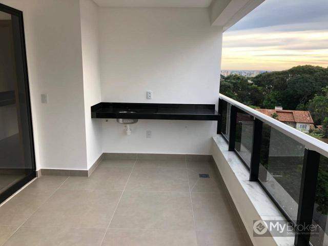 Apartamento com 4 dormitórios à venda, 220 m² por R$ 1.100.000,00 - Setor Bueno - Goiânia/ - Foto 6