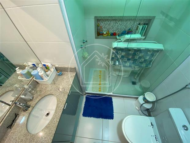 Apartamento à venda com 3 dormitórios em Rio comprido, Rio de janeiro cod:883681 - Foto 16