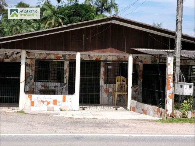 Casa-Alvenaria-para-Venda-em-Porto-de-Cima-Morretes-PR - Foto 19