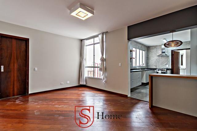 Apartamento com 4 quartos e 2 vagas para aluguel no Bigorrilho em Curitiba - PR - Foto 5