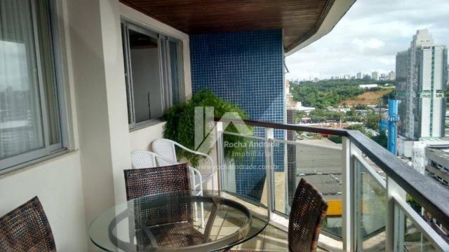 Apartamento com 4 dormitórios à venda, 140 m² por R$ 600.000 - Caminho das Árvores - Salva - Foto 11