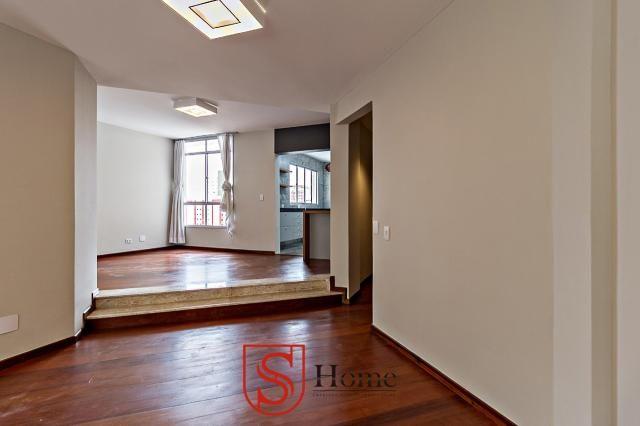 Apartamento com 4 quartos e 2 vagas para aluguel no Bigorrilho em Curitiba - PR - Foto 4