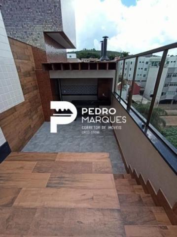 Cobertura Duplex para Venda em Sete Lagoas, Jardim Cambuí, 3 dormitórios, 1 suíte, 2 banhe - Foto 10