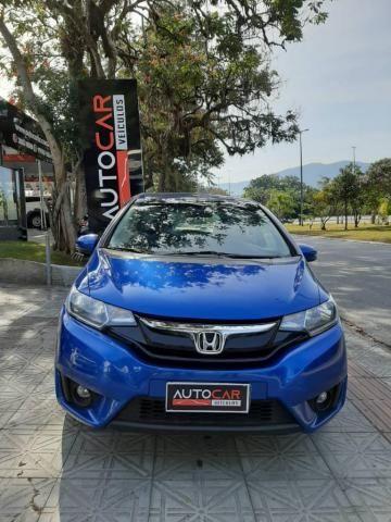 Honda New Fit EX 1.5 CVT - Foto 2