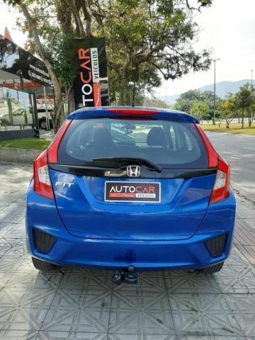 Honda New Fit EX 1.5 CVT - Foto 5