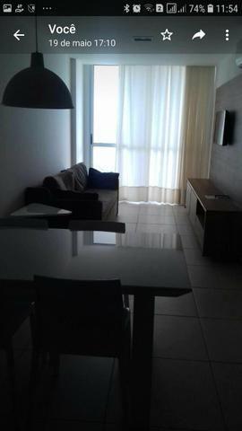 """""""Barra Expresso 222 - 1 quarto e Sala Mobiliado - Vista Mar - Foto 13"""
