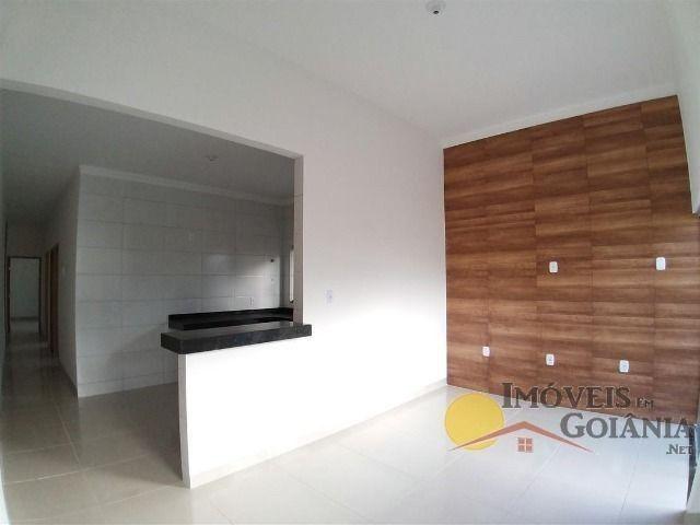 Casa para venda com 3 quartos em Residencial Alice Barbosa - Goiânia - GO - Foto 4