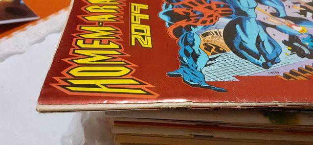 Gibi homem aranha 2099 completo  - Foto 3