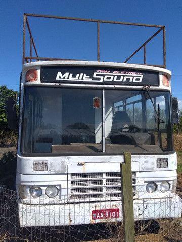 Ônibus..Veneza motor..1316....barbada..ZAP..48... *