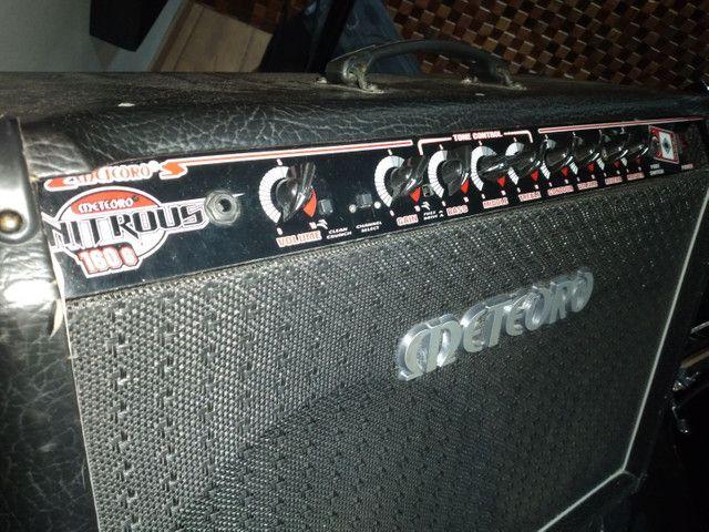Amplificador  guitarra  Meteoro 160g