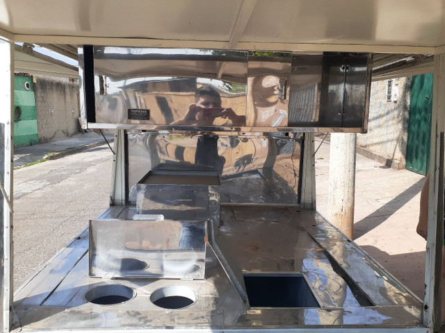 Saveiro g4 com food truck - Foto 5