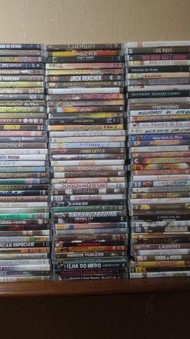 Vendo novecentos DVD's de Filmes e Shows - PREÇO R$ 600,00 - Foto 2