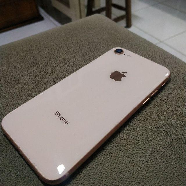 Iphone 8 rose - Foto 4