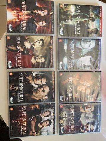 Box Supernatural 1-9 temporadas - Foto 4