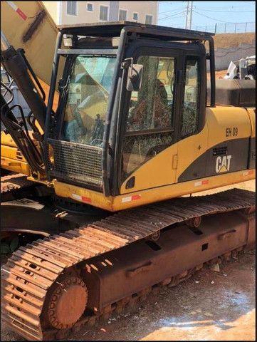 *Escavadeira Cat, Modelo 320D, ano 2011, com 9 mil horas - Foto 5