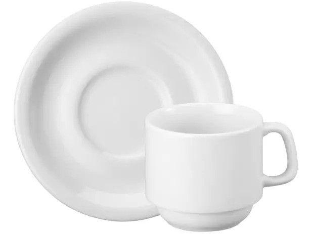 Xícara de Chá Porcelana Schmidt