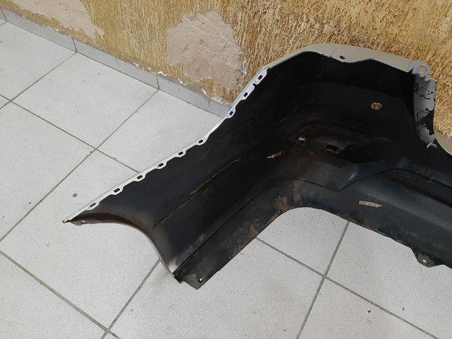 Parachoque Traseiro Sentra 17/19 Original - Foto 5
