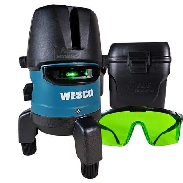 Nível Laser - 5 Linhas Wesco - WS8911