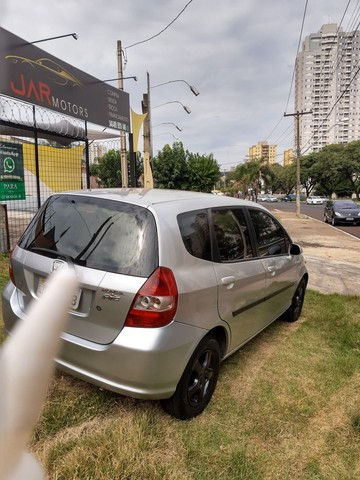 Honda fit lxl top automático completo - Foto 6