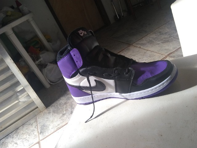 Tênis Nike ou troco...