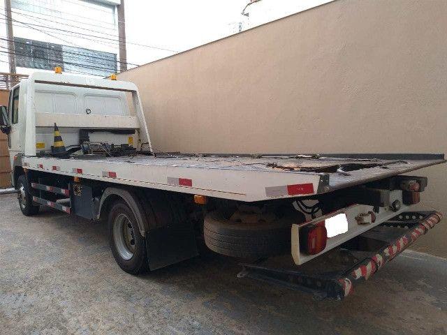 caminhão Ford Cargo 816 S 14/14 Plataforma