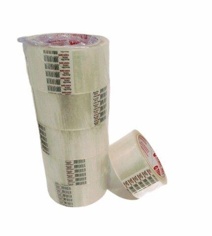Fita Adesiva Transparente Tight Tape 48mmx100m - Cx 80 unidades - Foto 3