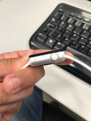 Apple what série 3 38mm GPS usado - Foto 2