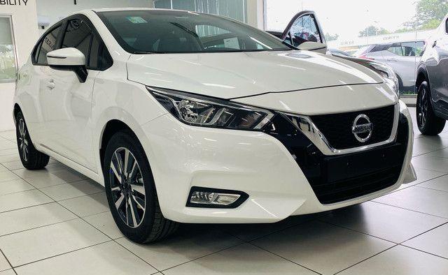 Novo Nissan Versa Advance CVT 2021 0km - Foto 3