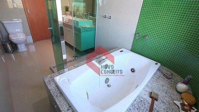 Apartamento com 4 dormitórios à venda, 164 m² por R$ 1.320.000 - Guararapes - Fortaleza/CE - Foto 4