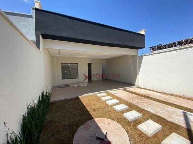 Casa com 3 dormitórios à venda, 146 m² por R$ 550.000,00 - Jardim Presidente - Goiânia/GO