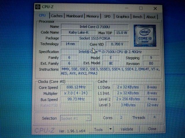 Notebook i3 7° Geração DDR4 - Foto 6