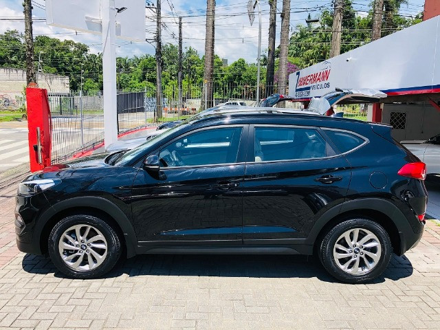 Hyundai Tucson Gls 1.6 turbo 2018 único dono - Foto 2