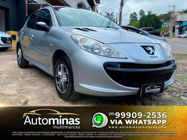 Peugeot 207 1.4 Xr 8v Flex Manual