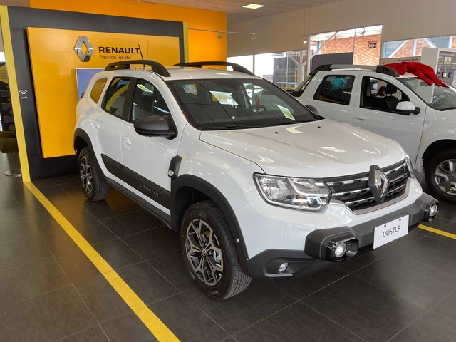 Duster Iconic com Pack Outsider 2022 0km - Foto 3