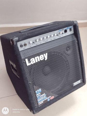 Amplificador para contra baixo Laney RB5 Richter 120 watts - Foto 2