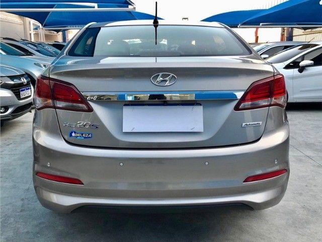 Hyundai-Hb20s Premium 1.6 Flex aut 2016 Financiamos sem comprovação de renda - Foto 6